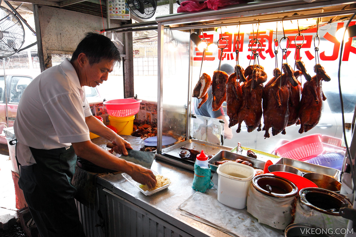 Soon Fatt Roast Duck Stall