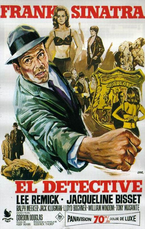 The Detective - Poster 5