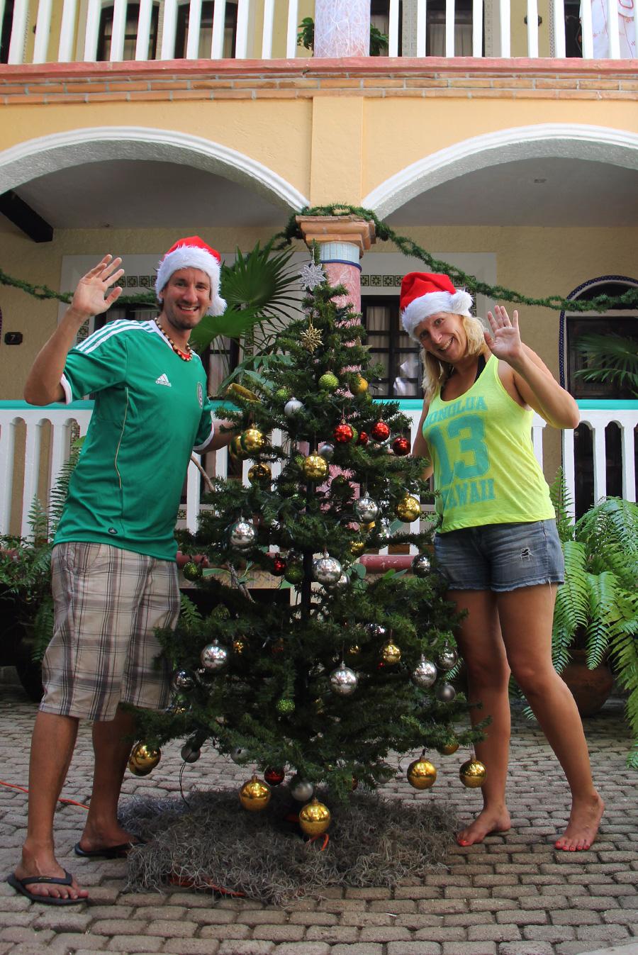 Joulu Meksikossa