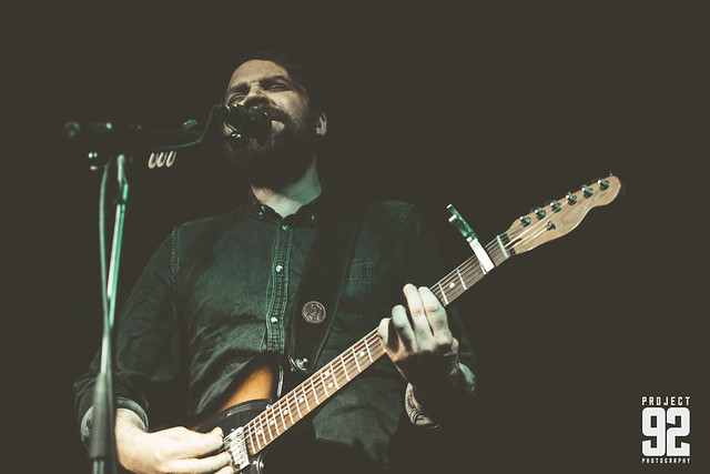 Frightened Rabbit - Concorde2 - 05.12.16