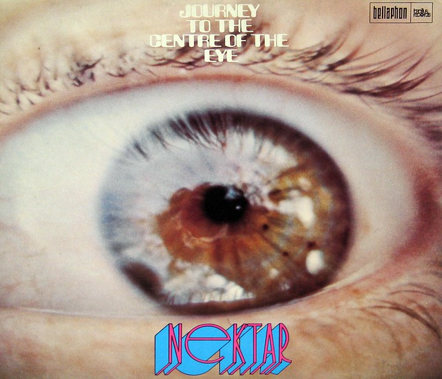 "Nektar Journey to the Centre of the Eye 12"" vinyl LP"