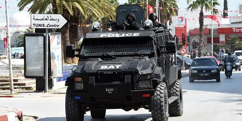 "Tunisian Security Forces ""Well Prepared"" As Ramadan Attacks Rock Turkey and Jordan"