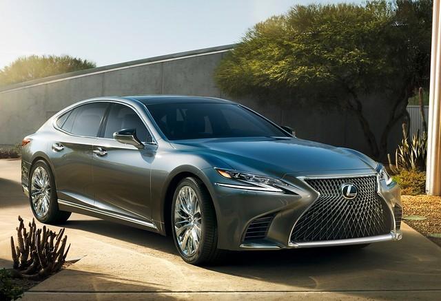 Lexus LS 500 2018 1
