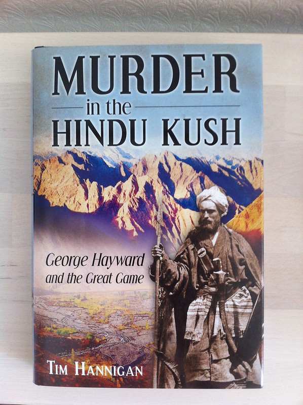 Book cover: Murder in the Hindu Kush - Tim Hannigan