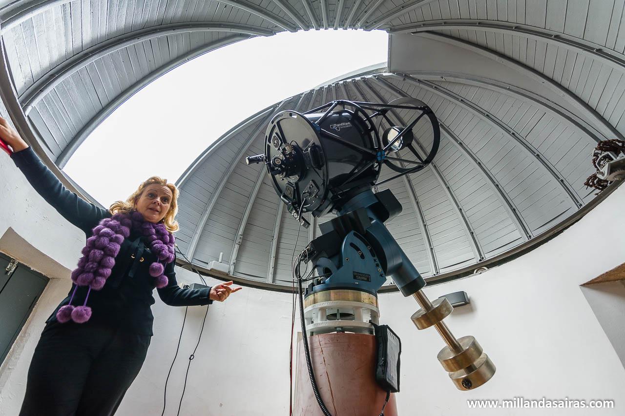 Observatorio astronómico Ramón María Aller
