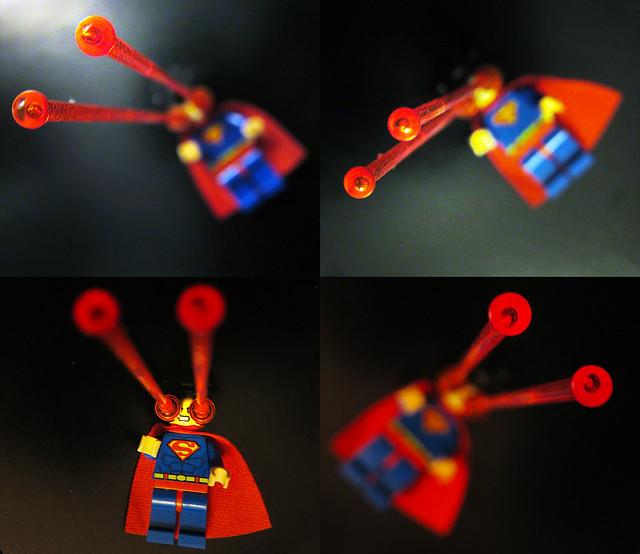 Superman Laser
