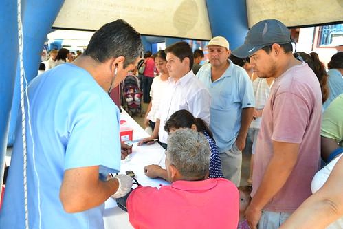 Centro de Atención Ciudadana en Embarcación