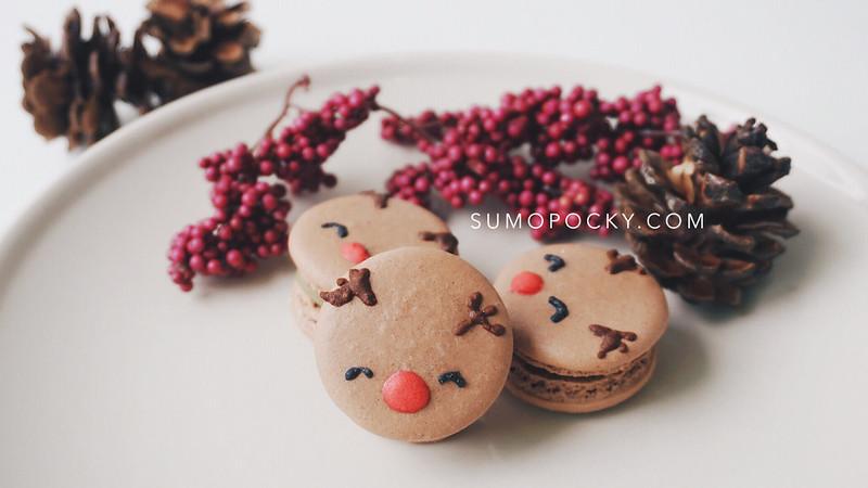 Rudolph Macaron