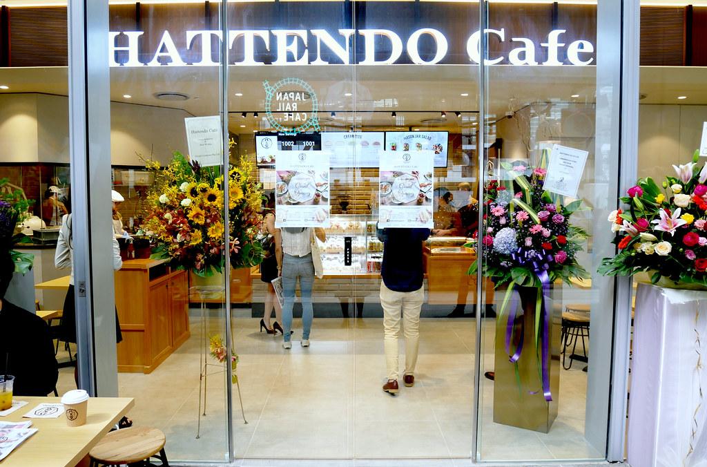 HATTENDO-Stall