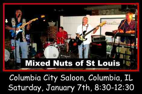 Mixed Nuts of St. Louis 1-7-17