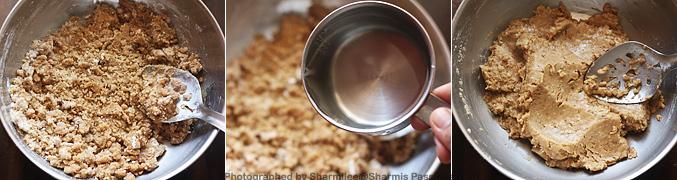 How to make Panai Olai Kozhukattai Recipe - Step2