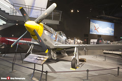 44-63607 - 122-31333 - USAAF - North American P-51D Mustang - The Museum Of Flight - Seattle, Washington - 131021 - Steven Gray - IMG_3723