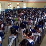 Swadhayaya Examination at Vivekananda Kendra Mysore