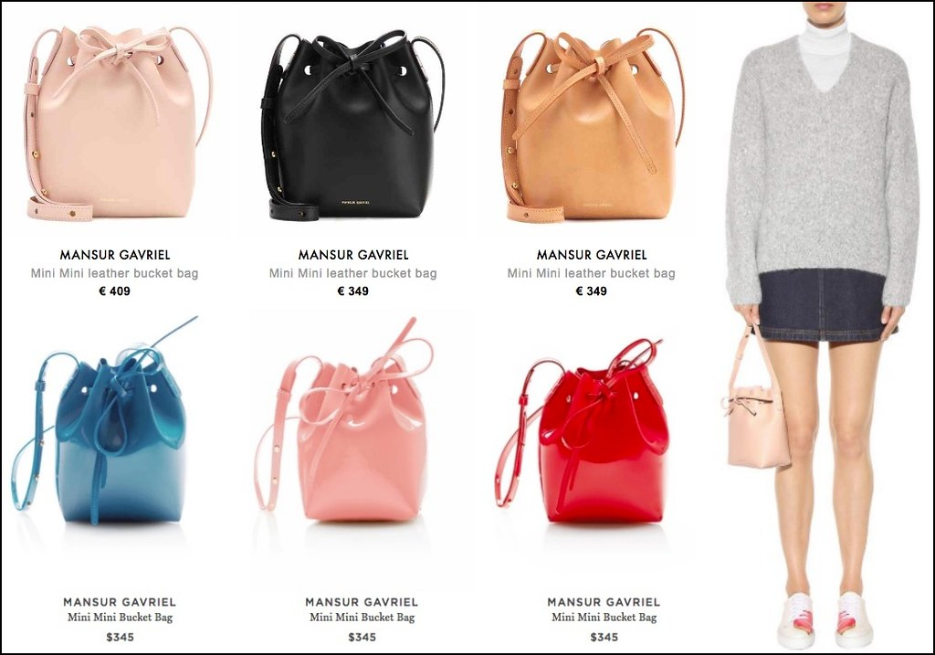 MANSUR GAVRIEL Bucket bag2