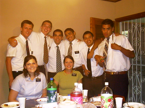 Missionaries Thanksgiving2 | by Young in Panama