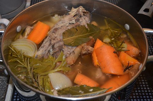 chicken stock Jan 17