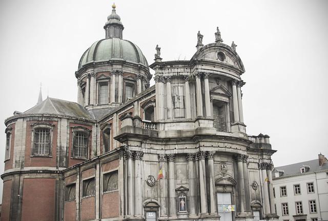 St Aubin's Cathedral, Namur