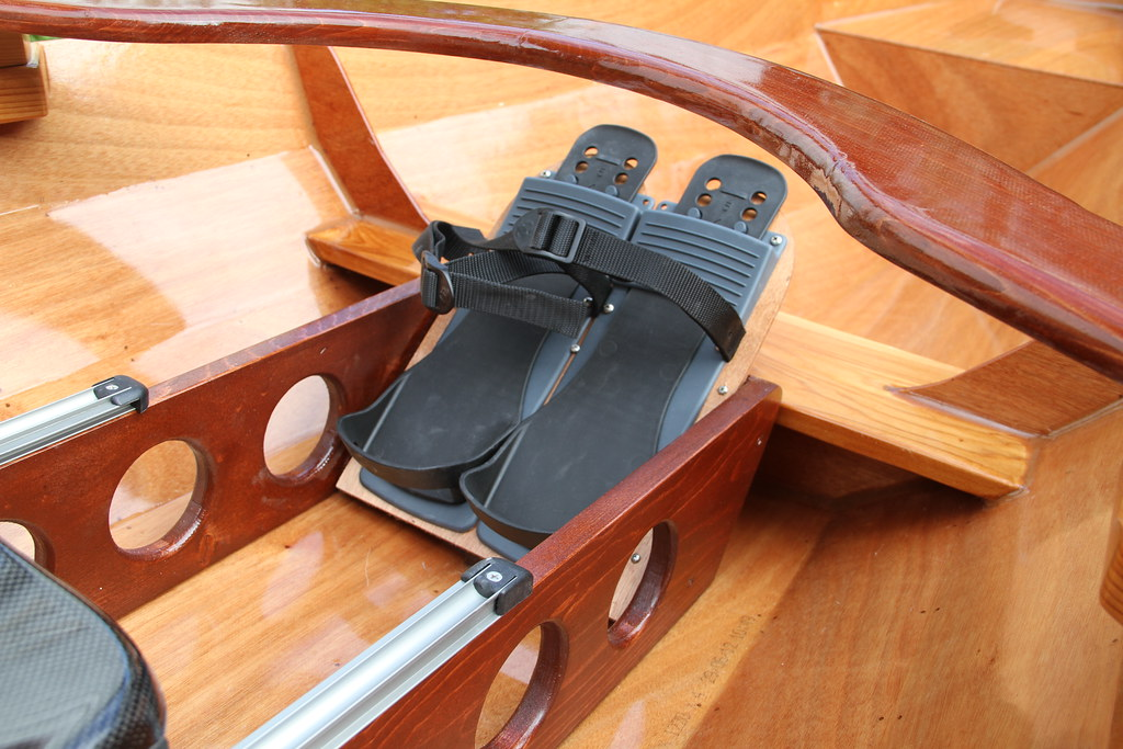 Angus Sliding Seat Rowing Drop in Unit