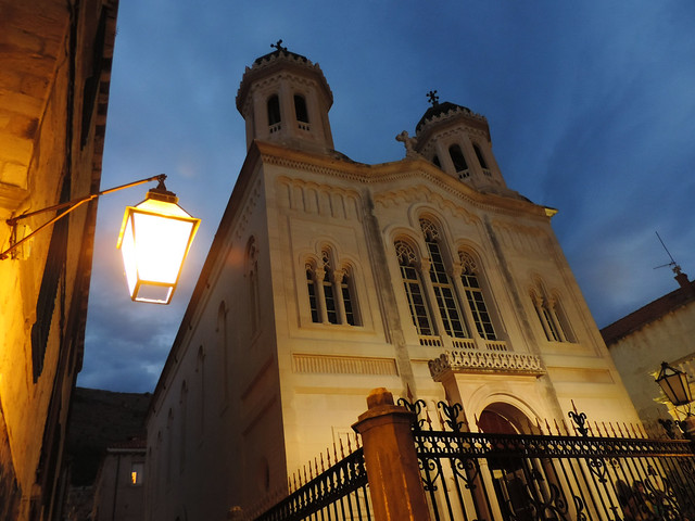 Lamps: Dubrovnik, Croatia