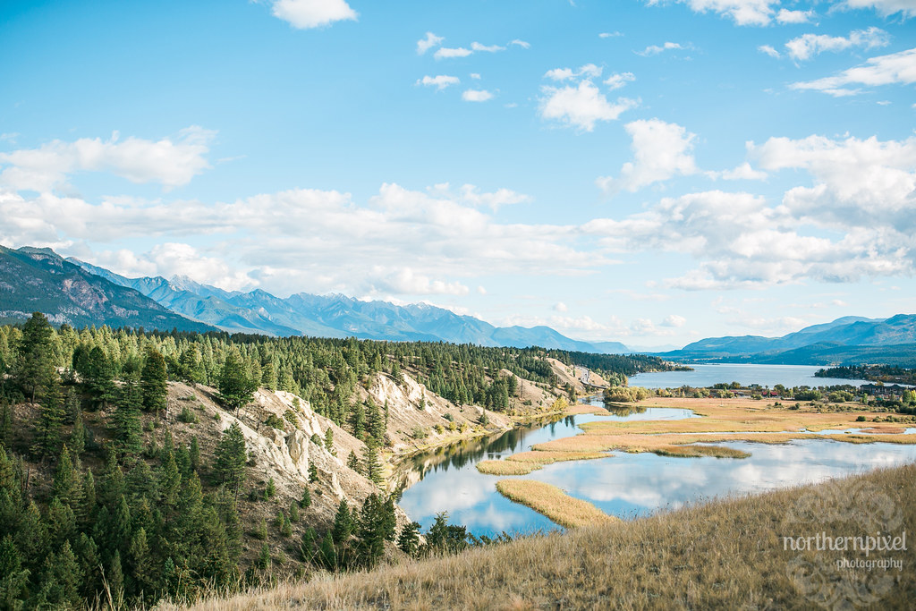 Columbia River Valley - Invermere BC Wedding
