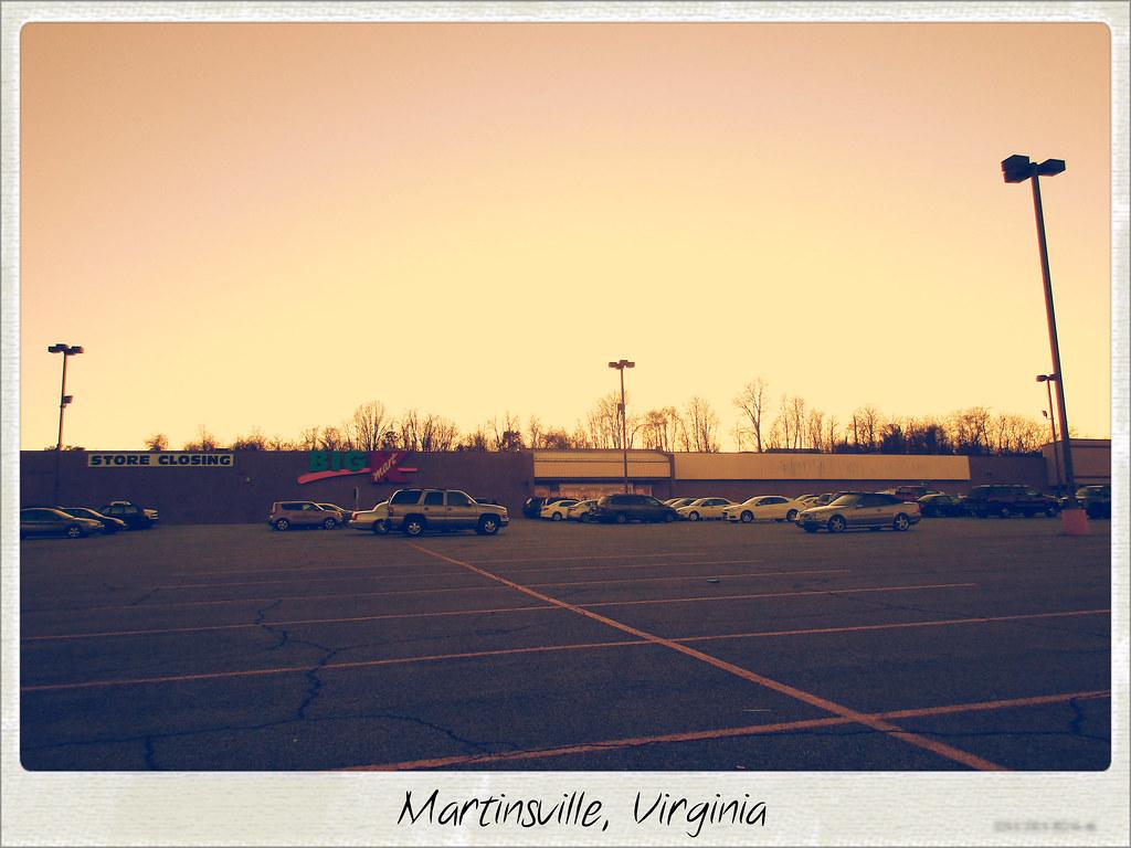 Kmart -- Martinsville, VA