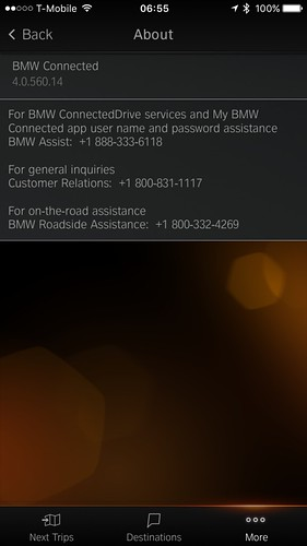 As you switch from I Remote to BMW connected app    - Page 4