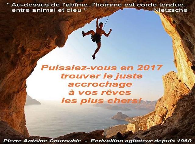 voeux Pierre Antoine Courouble