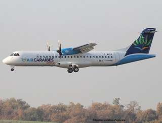 Air Caraibes Simply. NEW LIVERY FOR THE COMPANY.