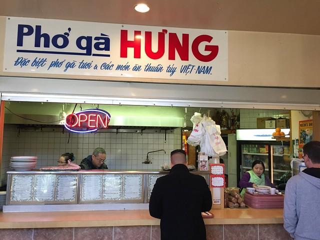 Pho Ga Hung