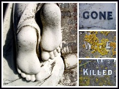 Cemetery Montage | by Auntie P
