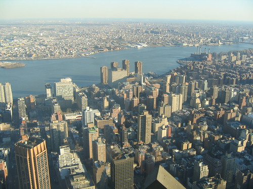 View from 102nd floor empire state building reuven for 102nd floor of the empire state building