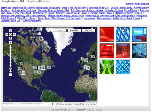 GeoMapped Libs | by libraryman