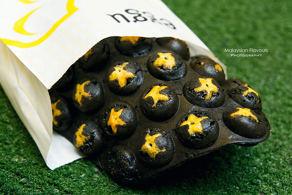 starry night Eggu Eggettes sunway pyramid