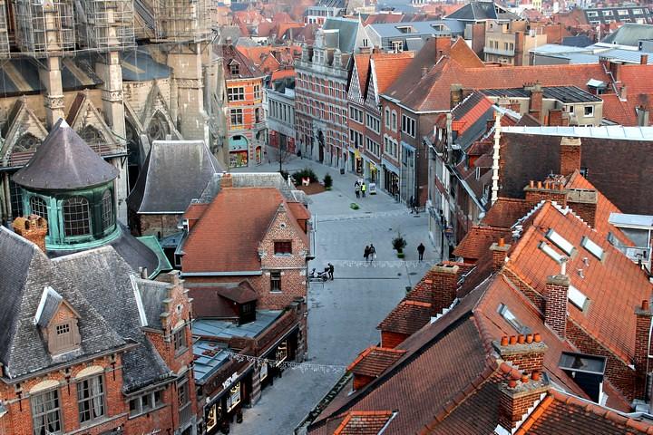 Que ver en Tournai
