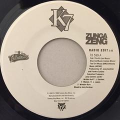 K7:ZUNGA ZENG(LABEL SIDE-A)