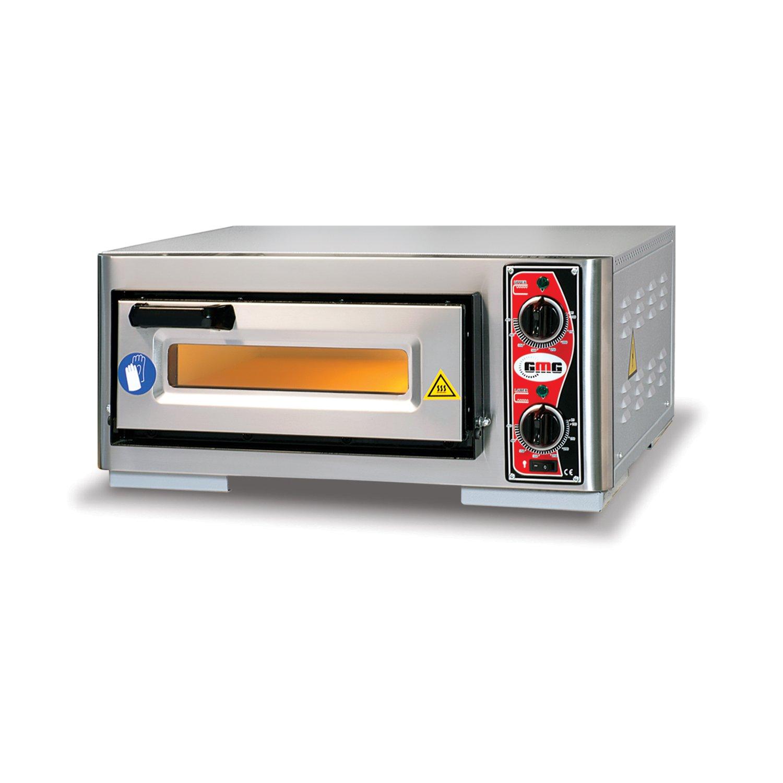 Pf4040e forno elettrico per pizza con pietra refrattaria - Forno con pietra refrattaria ...