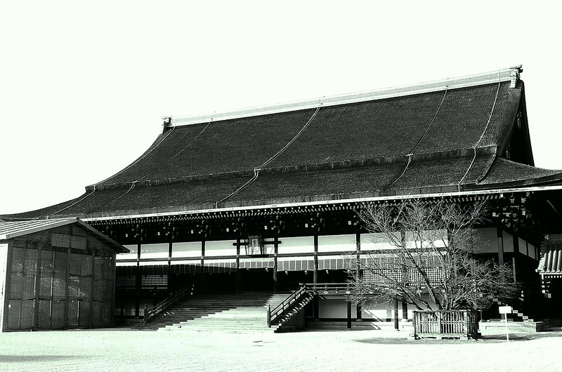 The Kyoto Imperial Palace (京都御所)