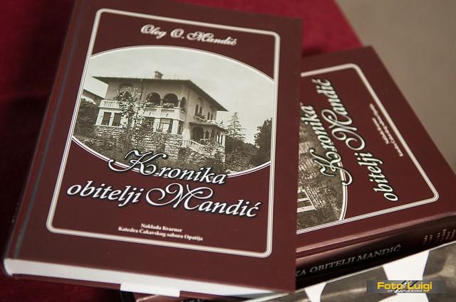 Kronika obitelji Mandić