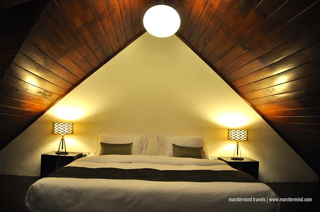 Penthouse Suite Attic at Blue Meadows Nuwara Eliya