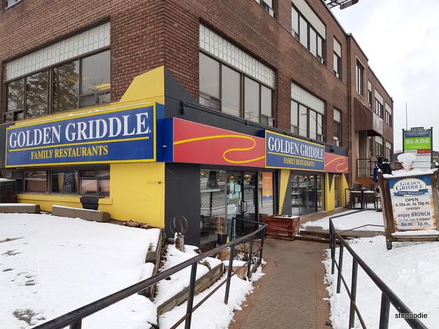 Golden Griddle exterior