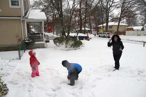 First Snow 2016