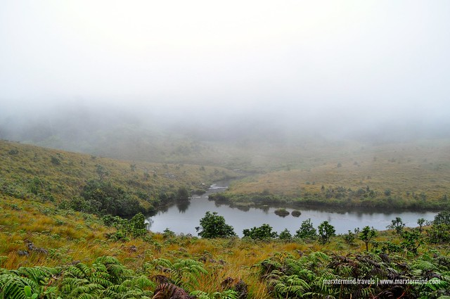 Horton Plains National Park in Sri Lanka