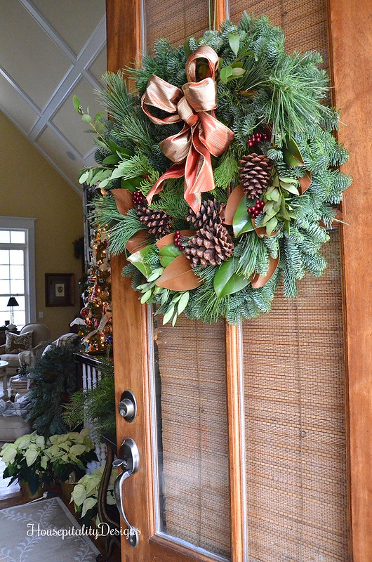 Front Door Wreath-Housepitality Designs