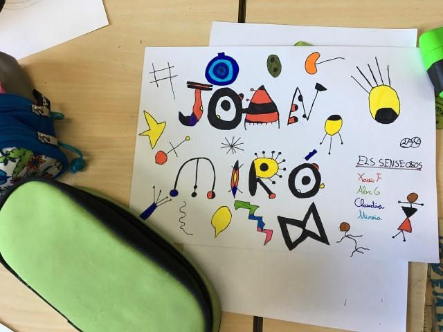 Joan Miró 5è