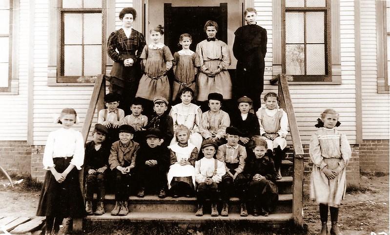 Bundy School 1907