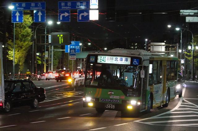 2016/11/28 東京都交通局 H163
