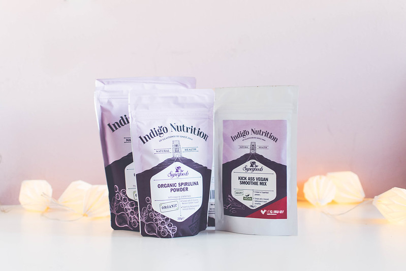 Win this selection of organic superfood powders by Indigo Herbs on my Instagram, perfect for your January detox