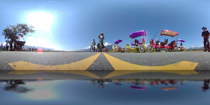 360fly: Mr Brown Avenue (伯朗大道), Taitung