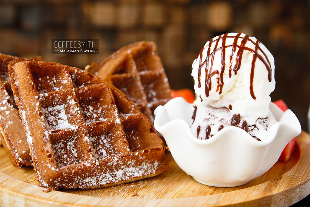 coffee smith waffle