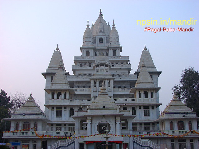 Nine floor white marbled beautifully crafted temple. Pure white depicts shanti and shadgi in our life.